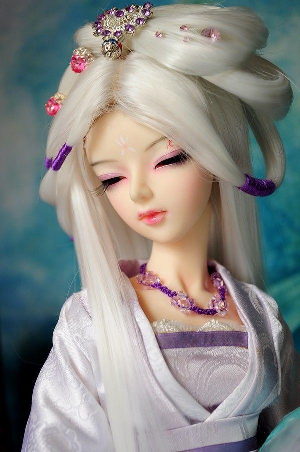 [wamami] OD 1/3 BJD Dollfie Girl Set -- Chi Yao FREE FACE UP/EYES [wamami] od 1 6 bjd dollfie girl set free face up eyes hong xiu