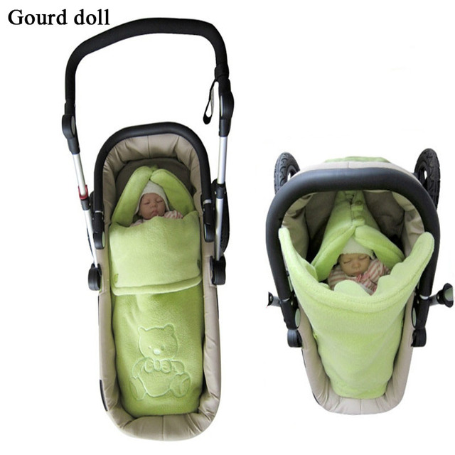 2016 Meninos Das Meninas Do Bebê sacos de dormir como envoltório sleepsacks envelope para recém-nascidos cocoon usado como um blanket & panos