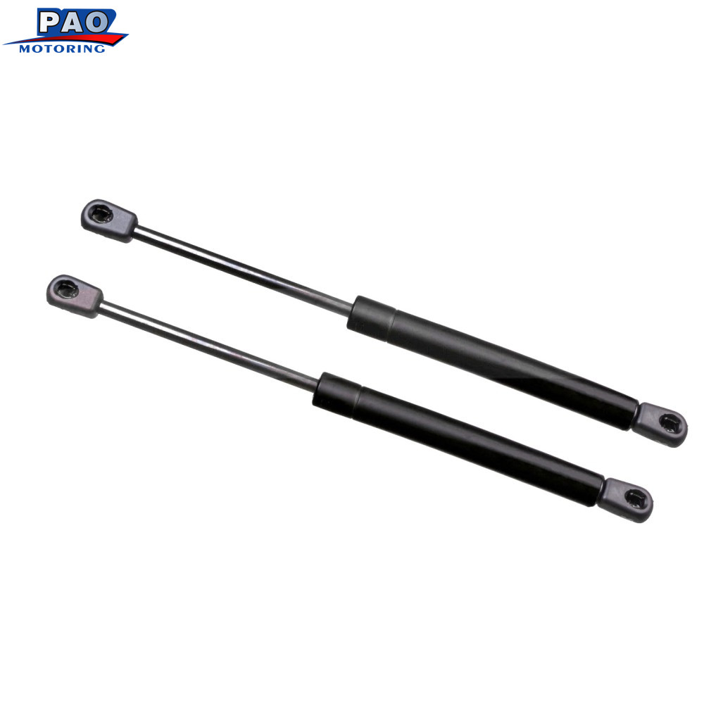 2PC Rear Trunk Lift Supports Strut For 2001-2006 Chrysler Sebring Trunk With Out Spoiler ...