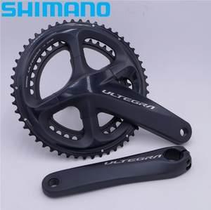 3e2a4007fc5 SHIMANO Ultegra R8000 Road Bike Bicycle Crankset Chain Wheel 170/172. 5mm 50