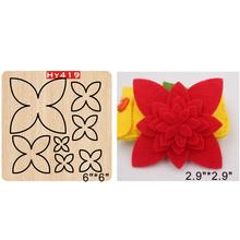Flower wooden die cutting dies Suitable for common die-cutting machines in the market