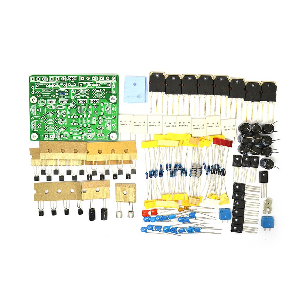 Ljm Mx50x2 2pcs Mx50 Class Ab 100w Power Amplifier Borad Final Inverting With In Replacement Parts Accessories From Consumer Electronics On Alibaba