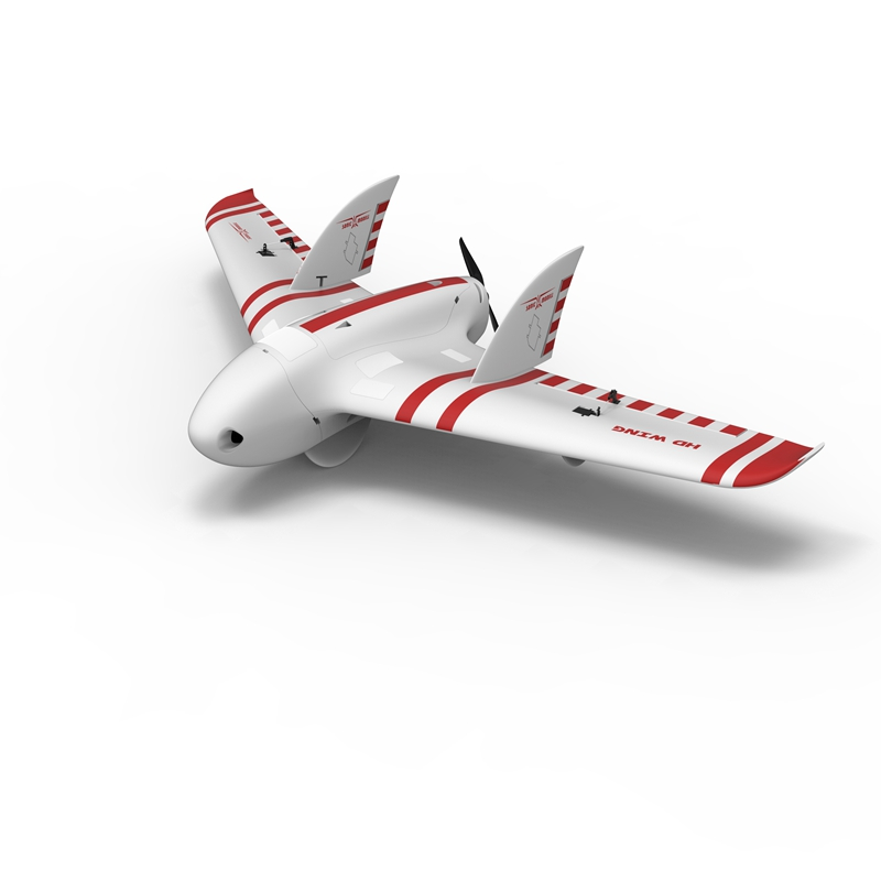 New Sonicmodell HD Wing 1213mm Wingspan EPO FPV Flying Wing RC Airplane KIT fpv x uav talon uav 1720mm fpv plane gray white version flying glider epo modle rc model airplane