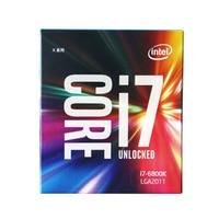Intel/ Intel I7 6800K boxed CPU six core processor with ASUS X99 A X99