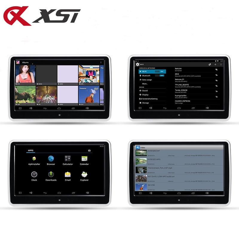 XST 10.1 დიუმიანი Android 6.0.1 - მანქანის ელექტრონიკა - ფოტო 2