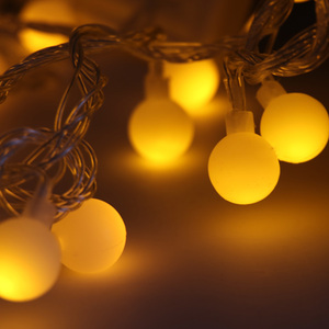 Image 5 - 30 M 300 נורות כדור פיות אורות מחרוזת LED חג המולד גרלנד אורות קישוט חג מסיבת חתונה חיצוני תאורה שרשרת