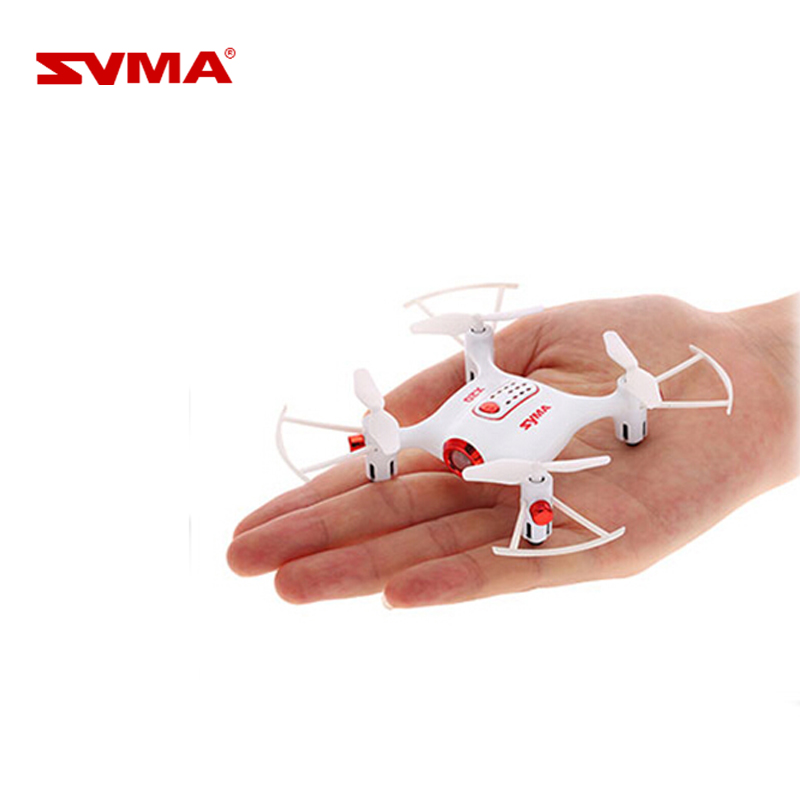 Syma X20 Mini 2 4G 4CH 6 Aixs Gyro Pocket Drone RTF with Headless Mode 3D