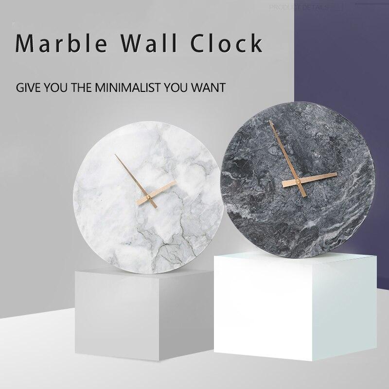 decorative kitchen decor.htm marble clock minimalist modern design wall clocks kitchen art  minimalist modern design wall clocks