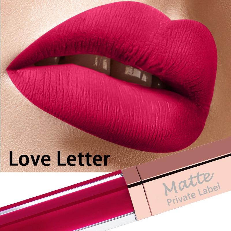 Unique Full Lip Ultra Matte Lipstick 33