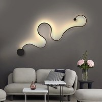 Modern Wall Lamps Led Wall Sconces Wandlamp Ceiling Home Lighting Lamparas De Techo Pared Applique Murale Luminaire Plafonnier