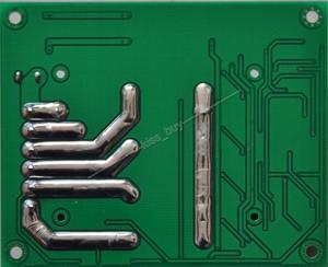 Image 3 - Модуль привода двигателя постоянного тока 100 А, высокомощный двухканальный блок управления скоростью двигателя, H мост, оптрон, изоляция
