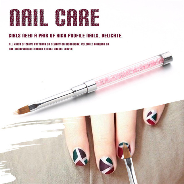 2018 New Nail Tools Painting Pen Flower Pen Nail Supplies DIY ...