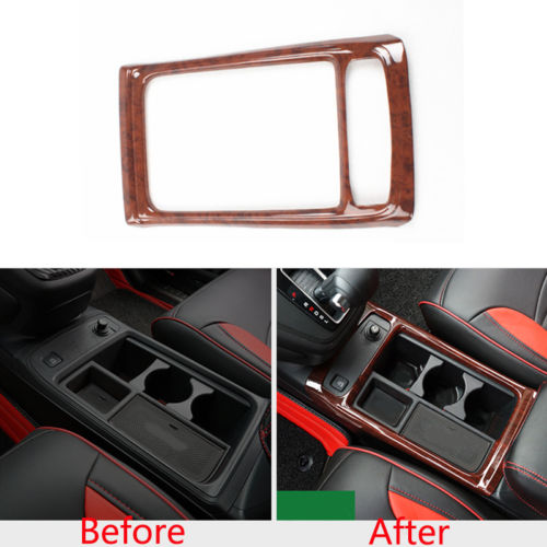 Fit for Honda CRV CR-V 2015 Auto water cup holder Panel Decoration Cover Trim
