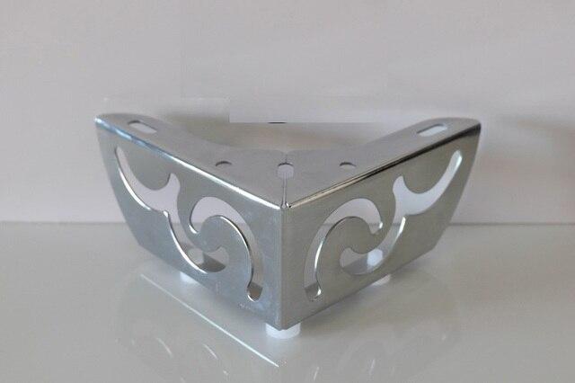 4pcs Lot Premintehdw 110 H55mm Chrome Furniture Bath Coffee Bar Sofa Chair