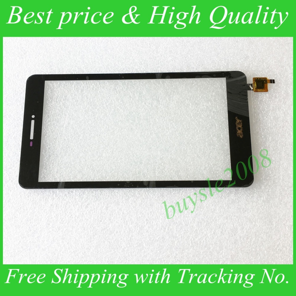 Black New 7 Inch Touch Screen PB70A3123 Digitizer Sensor Tablet PC Replacement Parts Panel Front Glass High Quality 9 7 inch pingbo pb97dr8070 06 touch screen digitizer sensor outer glass tablet pc replacement