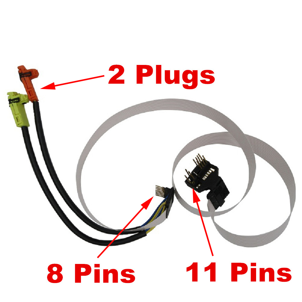 255675X00A 25567AC725 25567CM35A Replacement Wire Loop Cable For Nissan Versa 350Z 270Z Murano Pathfinder Xterra Qashqai image