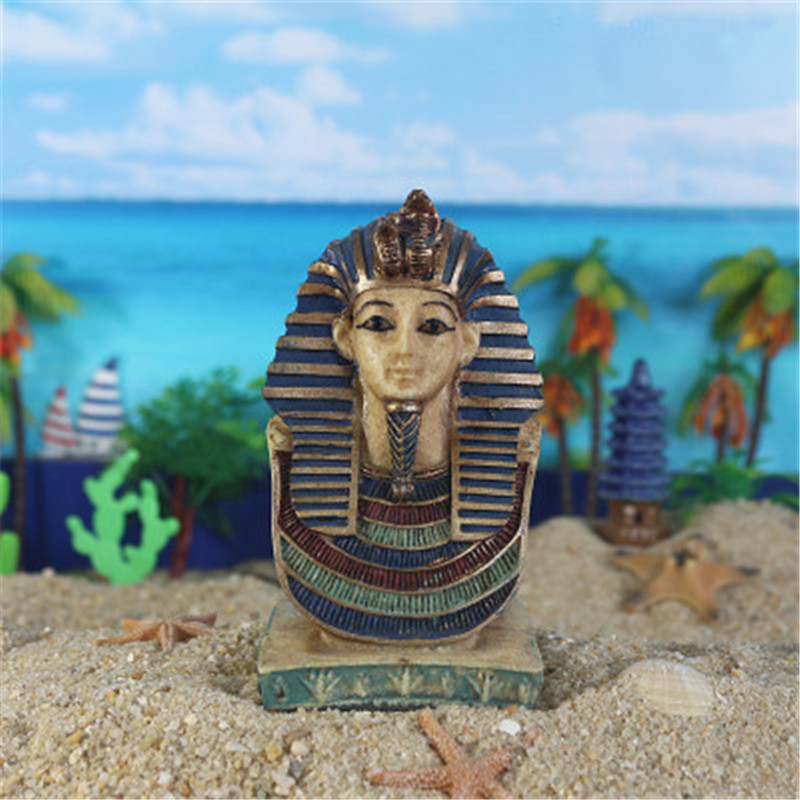 Toys & Hobbies Selfless Wholesale 100pcs/lot Cleopatra Akhnaton Pharaoh Mummy Colophony Crafts Psychological Sand Table Accessories G1431 Strengthening Sinews And Bones