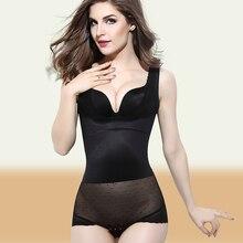 Body shapers Women bodysuits slimming corset Sexy shaper body slim bustier bodysuit waist corsets