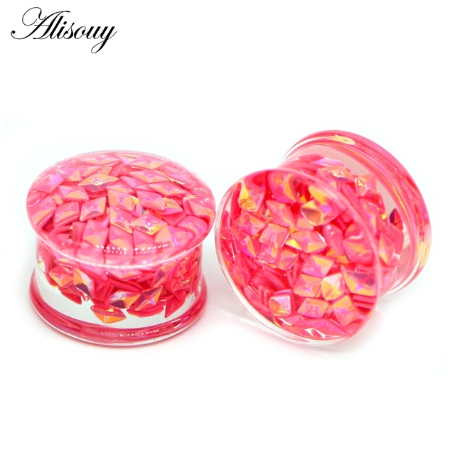 Alisouy 2PCS Transparent...