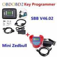 DHL Free SBB Silca V33 02 SBB Key Programmer SBB V46 02 Smart Mini Zed Bull