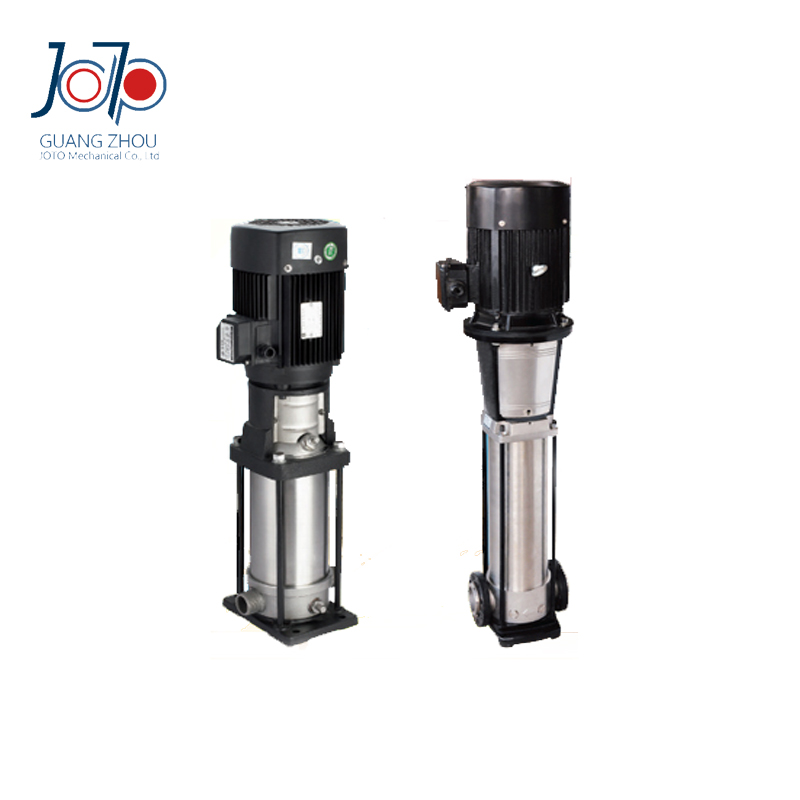 DL5-160 Vertical High Pressure Multi-stage Stainless Steel Centrifugal Pump Factory Supply For Water Supply System Boiler water pump centrifugal pump dhf2 2 horizontal multi stage stainless steel pump