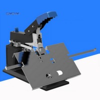 SH 03 Manual Office Supplies Bookbinding Machine a3 Saddle Stitching Stapler/ Flat Staple Binding Machine 60 Pages/80 G Hot Sale