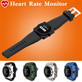 Square Circular Metal Pedometer Bracelet Fitness Tracker Heart Rate Monitor Smart Wristband Band Smartband Waterproof