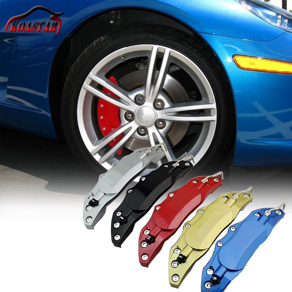 240mm qualité supérieure En Aluminium étrier de frein avant Couverture/Camion 3D Utile disque de voiture Arrière cache étrier de frein s Auto Universel Kit