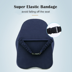 Image 5 - Memory Foam Lumbar Support Back Cushion Firm Pillow for Computer/Office Chair Car Seat Recliner Lower Back Pain Sciatica Relief