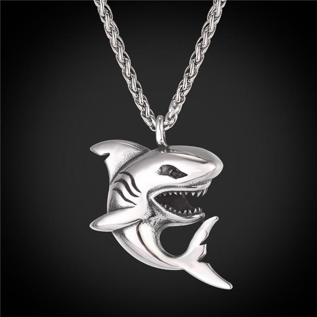 Gold Plated Pendant Shark Pendant Medallion Pendant 20x35mm Oval Pendants Matt Gold Plated Shark Oval Pendant Jaws Pendant Bzm07