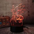 3D Tisch lampe Nacht Licht Dragon Ball Super Sohn Goku Affe led lampe home bar Dekoration ac transformator Neue Jahr geburtstag geschenke|LED-Nachtlichter|Licht & Beleuchtung -