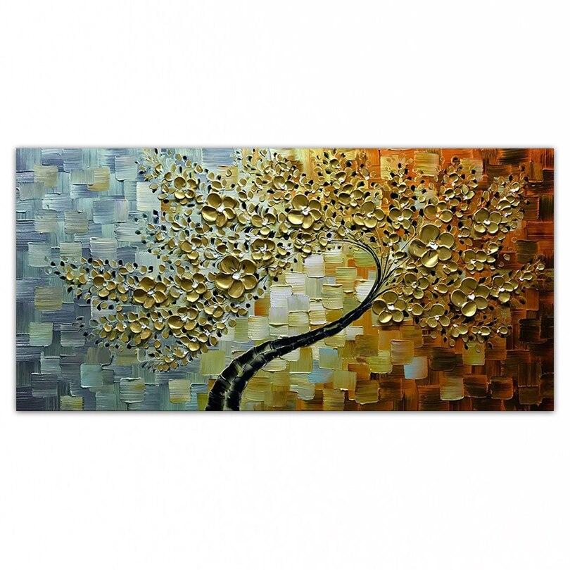 DONGMEI DIPINTO AD OLIO pittura a olio dipinta A Mano decorazione della Casa della pittura di Alta qualità coltello pittura immagini di fiori DM182808