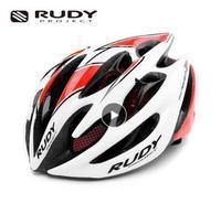 Rudy Project 초경량 자전거 자전거 헬멧 통합 충돌 자전거 헬멧 호흡 활성 승마 장비 남성