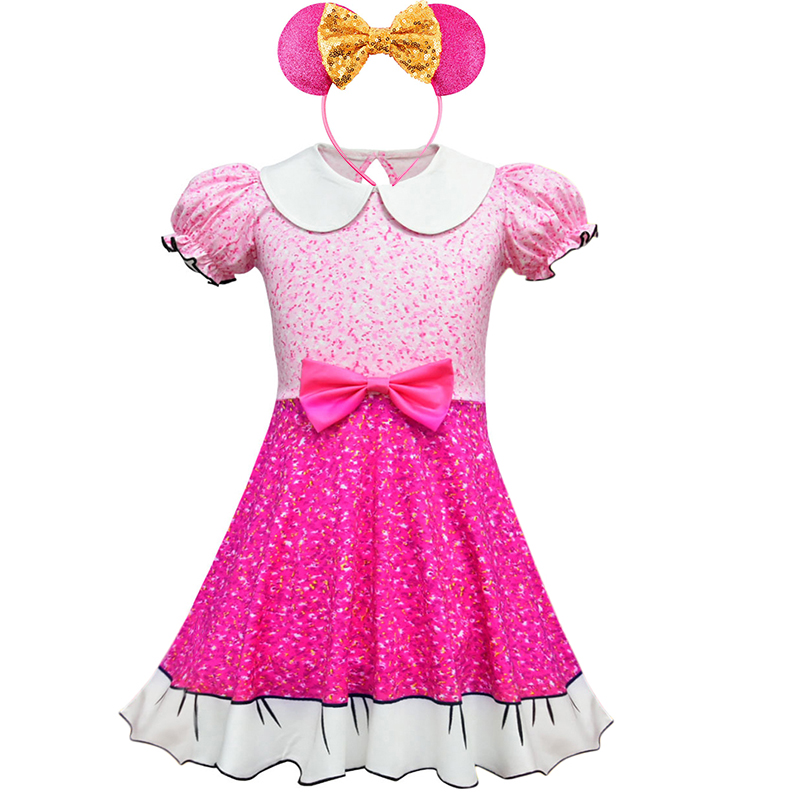 LOL dolls ruffle boutique girls outfit