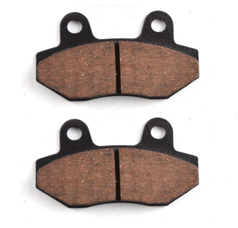 AHL Front Rear Brake Pads Disc FA86 for HYOSUNG Comet GT 250 GT 125 GT 650 2004-2006
