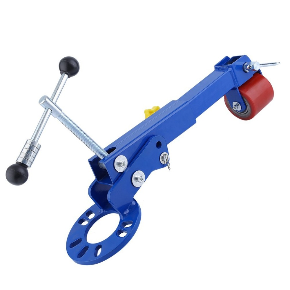 (Ship From DE)Fender Roller Wheel Arch Guard Reformer Reforming Extending Vehicle Tool Rolling Expander For Car Maintenance Blue plus is 520 rolling stamper guard your id roller