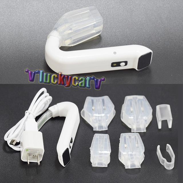 Equipo Dental Intraoral Luz LED Inalámbrico Sistema de Iluminación Equipo de Cuidado Oral Dentista iluminador