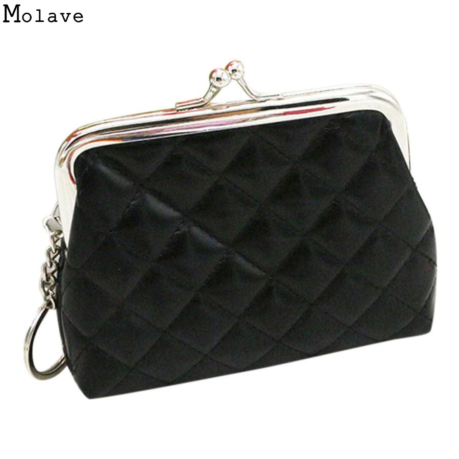 2016 New Fashion Ladies Candy Color PU Leather Round Coin Purse Wallet Card Crocodile Card Holder Phone Bag Pouch Dec6 crocodile women purse with zipper ladies wallet bag designer pu leather female coin purse card holder on sale 8 candy colors