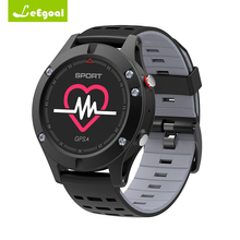 No.1 F5 Gps Smart Watch Altimeter Barometer Heart Rate Monitor Bluetooth 4.2 Sports Fitness Tracker Watch Wearable Devices Gps