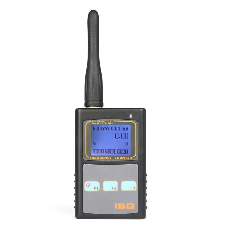 Portable Digital Frequency Meter IBQ102 10MHz~2600MHz Ham Radio Power Signal Strength Tester Counter for Ham Two Way Radio MeterPortable Digital Frequency Meter IBQ102 10MHz~2600MHz Ham Radio Power Signal Strength Tester Counter for Ham Two Way Radio Meter
