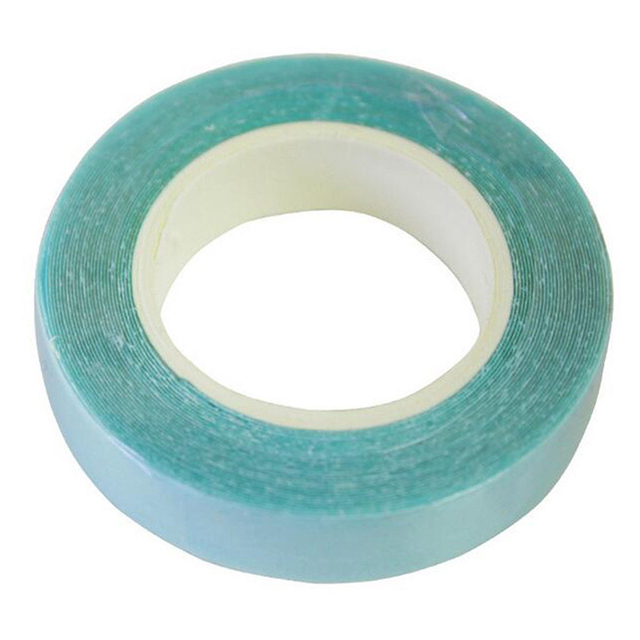 Blue lace front support Wig Double-sided Adhesive Tape 300cm Adhesive Double-sided Hairpiece Fixation Wig for Tape Hair Extensio 6
