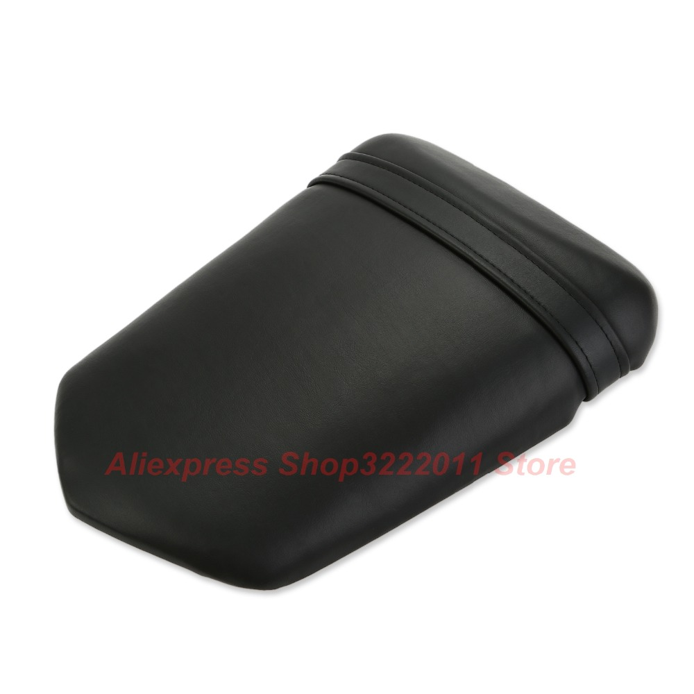 New Leather Rear Pillion For Yamaha YZF-R1 YZF R1 2004 2005 2006 Passenger Seat Cover