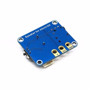 Image 5 - Speaker Expansion Module with Alligator Clips for Arduino BBC micro:bit  microbit Start Kit Music Player Kids Education FZ3231
