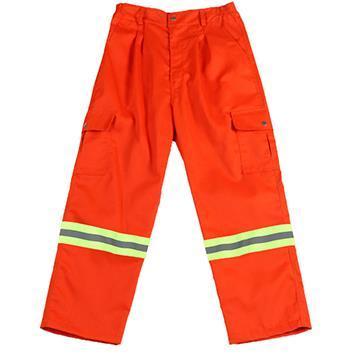 Trabalhadores do saneamento reflexivo calça de trabalho vestuário de segurança refletivo reflector garment fita de advertência reflexivo calças de segurança