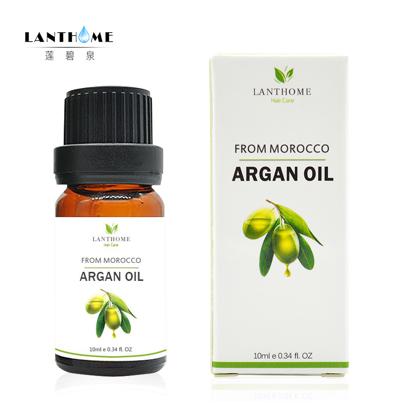 Morocco Argan Oil 10ML Moisturizing professional dry damaged hair maintenance keratin Repair Treatment hair mask