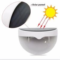 LED Solar Power Lighting Controller Garden Wall Lamp Outdoor Waterproof Light