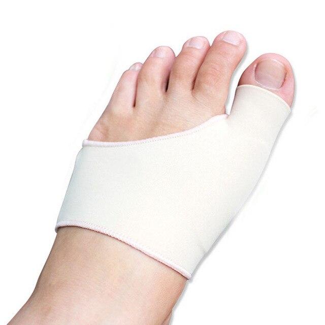 Bunion Hallux Valgus Ngón Chân Corrector Đau Làm Giảm Silicone Lót Vớ Chỉnh Hình Chân Pads Toe Tách Chân Massager