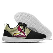 Мужская Спортивная обувь уличная газонная спортивная обувь EVA Женская Cardinals стиль жизни спортивная обувь в стиле Св. Луи