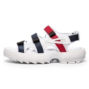 Image 2 - Summer Mens Sandals Comfortable Casual Men Shoes Fashion Male Slippers Classic Beach Shoes Sandalias
