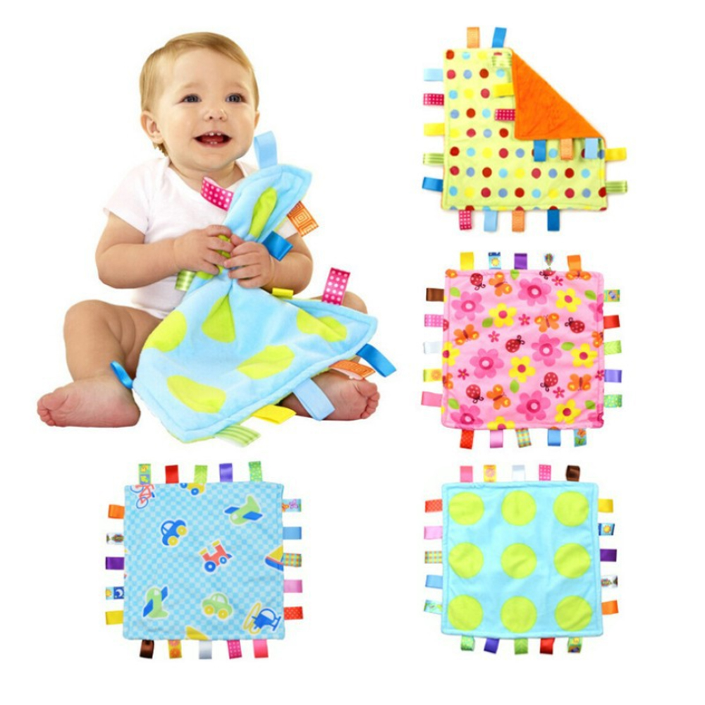 1pcs 30*30cm Baby appease towel Baby calm wipes baby towel ...